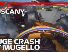 Tidak Ingin Kecelakaan Beruntun Terulang, Pebalap F1 Surati Race Director