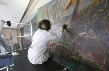 Restorasi Karya Seni, Indonesia Butuh Regulasi