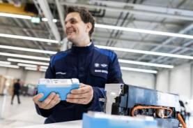 Pertengahan 2021, Pabrik BMW Produksi Modul Baterai…