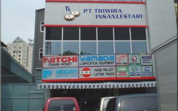 Kantor PT Triwira Insanlestari Tbk. - triwirainsanlestari.com