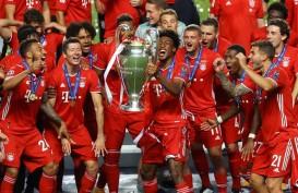 UEFA Izinkan Klub-klub Eropa Terapkan 5 Pergantian Pemain