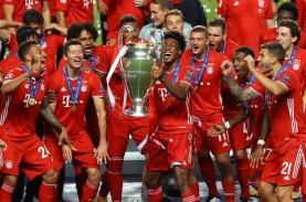 UEFA Izinkan Klub-klub Eropa Terapkan 5 Pergantian…