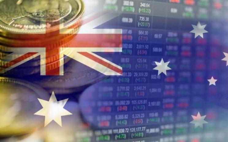 ilustrasi Bursa Australia