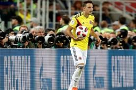Bek Atletico Madrid Santiago Arias Gabung ke Leverkusen…