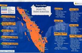 Tiga Tahun Lagi, dari Lampung ke Riau Bisa Dilalui via Jalan Tol
