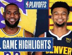 Hasil Play-off Basket NBA : LA Lakers di Ambang Kemenangan vs Nuggets