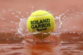 Tenis Prancis Terbuka Hanya Boleh Disaksikan Langsung…