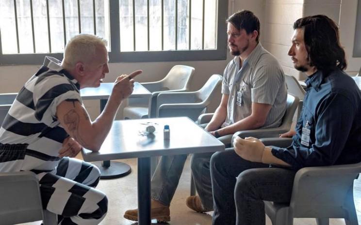 Cuplikan film Logan Lucky