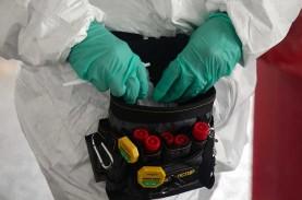 Amerika Serikat Laporkan Infeksi Covid-19 Lampaui…