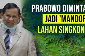 Jokowi Kasih Kerjaan Baru ke Menhan Prabowo
