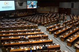 Badan Anggaran DPR dan Pemerintah Setujui RUU APBN…
