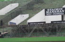 Sambut Piala Dunia U-20, Kawasan Stadion Manahan Mulai Dibenahi