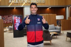 Luis Suarez Resmi Teken Kontrak 2 Tahun di Atletico…