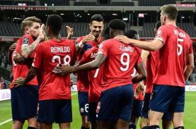 Lille Gasak Nantes 2–0, Pimpin Klasemen Sementara…