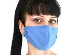 Studi : Masker Kain Melepaskan Banyak Serat ke Udara…