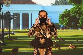 Jokowi Kucurkan Rp203,9 Triliun untuk Perlindungan…