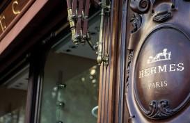 Kisah Hermes Lolos dari 'Cengkeraman' Louis Vuitton (LVMH)