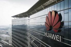 Kebakaran di Pusat Riset Huawei, Tiga Orang Tewas