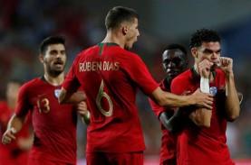 Manchester City Pertimbangkan Boyong Bek Benfica Ruben…