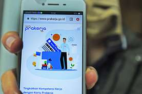 Jokowi: Realisasi Kartu Prakerja Capai Rp16,62 Triliun…