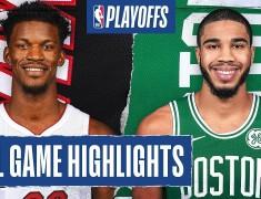 Hasil Final Basket NBA, Celtics Perkecil Ketinggalan dari Heat