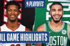 Hasil Final Basket NBA, Celtics Perkecil Ketinggalan…