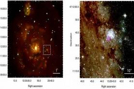 Wah, Peneliti Temukan Bukti Planet di Luar Galaksi…