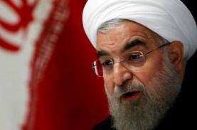 Sanksi dari AS Disebut Membebani Ekonomi Iran Hingga…