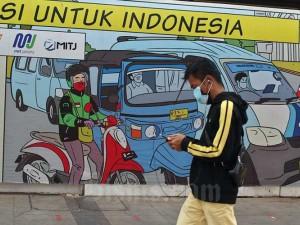 Penumpang Angkutan Umum di Jakarta Menurun Hingga 22,83 Persen Saat PSBB