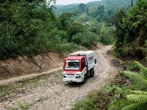AMMDes Ambulance Feeder Bantuan Kemenperin Digunakan Untuk Jemput Antar Ibu Hamil Bermasalah di Pelosok