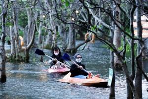 Wisata Alam Menjadi Lokasi Favorit Liburan di Tengah Pandemi Covid-19