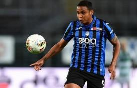 Hasil Liga Italia : Atalanta Memulai dengan Kemenangan, Gasak Torino