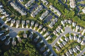 Pasok Rumah di AS Menyusut, Permintaan Tertinggi dalam…