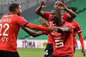Hasil Liga Prancis : Marseille Tertahan, Rennais Pimpin…