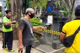 Kasus Transmisi Lokal Covid-19 di Bali Semakin Tinggi