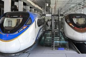 Gila! MRT di China Miliki Kecepatan hingga 160 Kilometer…