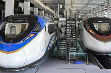 Gila! MRT di China Miliki Kecepatan hingga 160 Kilometer Per Jam