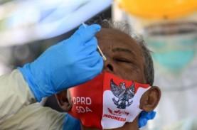 Rasio Tes PCR di Kota Bekasi dan Cimahi Penuhi Target…