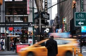 Kasus Harian Positif Covid-19 di New York Tembus 1.000
