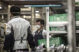 Keuntungan Industri China Tumbuh Empat Bulan Berturut-turut