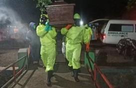 Update Corona 27 September: Jatim Catatkan Kematian Tertinggi