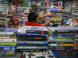 Penjualan Buku Menurun Hingga 50 Persen di Masa Pandemi Covid-19