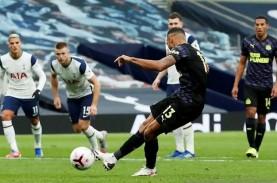 Hasil Liga Inggris: Newcastle Berhasil Curi Satu Angka…