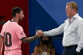 Barcelona Memulai La Liga, Ini 5 Pertanyaan untuk Skuad Blaugrana
