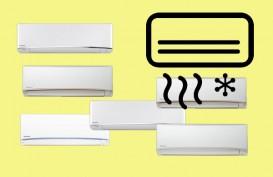 INDUSTRI ELEKTRONIKA : Penjualan AC & Lampu Makin Nyetrum