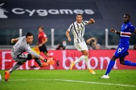 Hasil Roma vs Juventus Berakhir Imbang, Ronaldo: Ini…