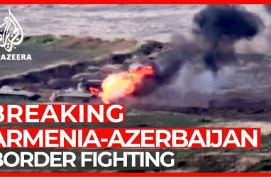 Konflik Azerbaijan vs Armenia, Ilham Aliyev: Armenia akan Menyesal