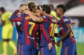 Hasil La Liga Spanyol, Barcelona Memulai dengan Kemenangan…