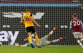 Hasil Liga Inggris, West Ham Raih Kemenangan Pertama