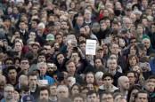 Demo Tolak Lockdown, Warga London Bentrok dengan Polisi